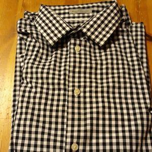 Haggar Long Sleeved Dress Shirt
